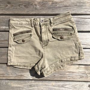 💥5/$25 Bullhead Denim Zipper Jean Shorts